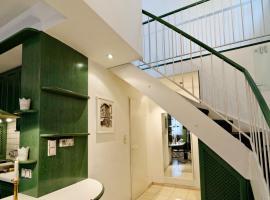 Leuhusen Design Apartment 02 Nussdorferstrasse, Wien