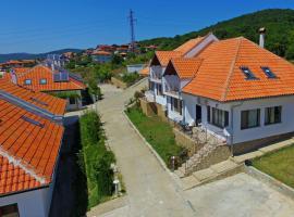 Villa Evans, Kosharitsa