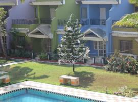 NK Holiday Apartments Colva Goa