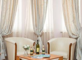 Sin-Kom Hotel Garni, Pirot