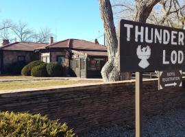 Thunderbird Lodge, Chinle