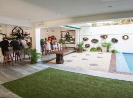 The Green Village Eco Boutique Hotel, Playa del Carmen