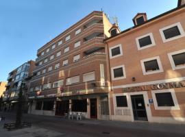 Hostal Goyma I, San Fernando de Henares