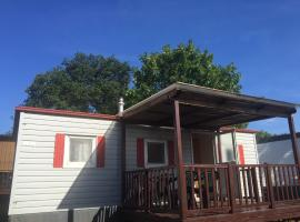Solaria Mobile Homes Camp Park Umag, Karigador