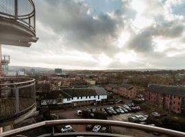 Halo Serviced Apartments-West One, Sheffield