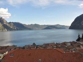 Apartment Vacanza Romantica, Riva di Solto