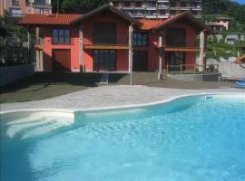 Apartment Residenza Lago Maggiore III, Due Cossani