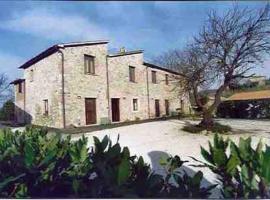 Agriturismo Barberani, Baschi