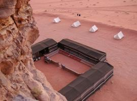 Wadi Rum Full Moon Camp & Tours, Wadi Rum