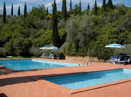 Two-Bedroom Holiday home in Montaione III, Montaione
