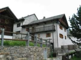 Casa Paola, Bosco Gurin