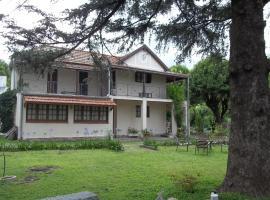 B&B La Casa del Padre Leclef, Valle Hermoso