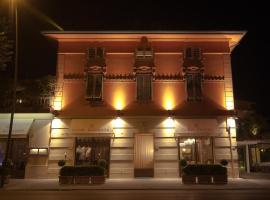 Albergo Celide, Lucca