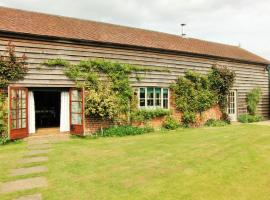 Court Barn At Shelley Priory Farm, Polstead