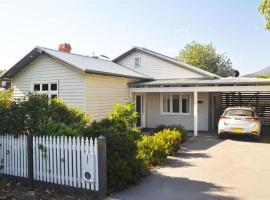 Ingleby Cottage, Healesville
