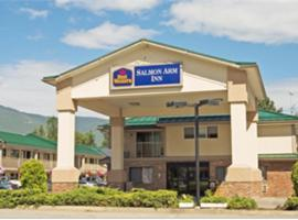 Best Western Salmon Arm Inn, Salmon Arm