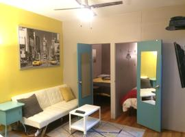 Three-Bedroom Apartment Central Park East