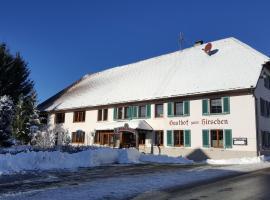 Gasthof zum Hirschen, Strittmatt