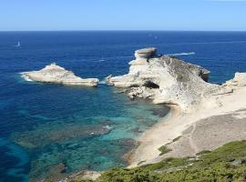 Marina di cavu, Bonifacio