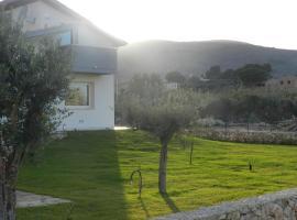 Villa Quarantacacacini, Castellammare del Golfo