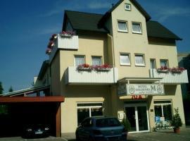 "Hotel ""Goldenes M"", Bad Münder am Deister"