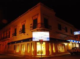 Hotel Plaza, Paysandú