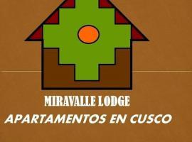 Miravalle Lodge Apart, Cuzco