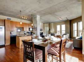 Market Street Apartment by Stay Alfred, Denver