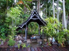 Bonza Bamboo, The Pocket