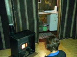 Hila Camping Hut, Mitzpe Hila