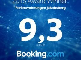 Ferienwohnungen Jakobsberg, Bamberg
