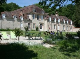 Manoir De Montflambert, Mutigny