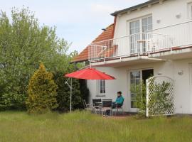 Ferienwohnung Kranichnest, Neddesitz