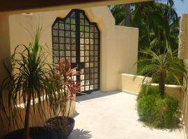 Casa Cristal, Manzanillo