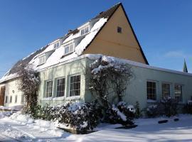 Ferienwohnungen Hof Plenkitten, Ingstetten