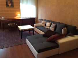 Apartment Barres de la rue II, Debrecen