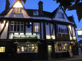 The Swan Inn Pub, Isleworth