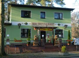 Waldrestaurant, Rangsdorf