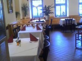Hotel Krone Post, Gersfeld