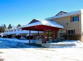 Motel des Pentes et Suites, Saint-Sauveur-des-Monts