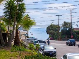 Blue Beach House 500' to the Waves, Laguna Beach