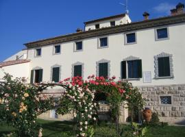 La Casaccia Guelfi, Castelnuovo Berardenga