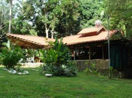 HOTEL ECOLOGICO QUEBRADA GRANDE, Palmar Norte