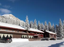 The Great Divide Lodge, Field