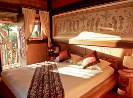 Shanti Natural Panorama View Hotel, Singaraja
