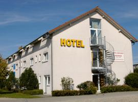 Hotel Karlshof, Karlsdorf-Neuthard