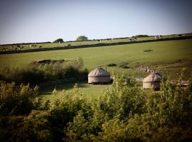 Long Valley Yurts - Peak District