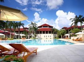 Maneechan Resort, Chanthaburi