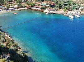 Nuri's Beach Bungalows, Kas