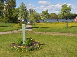 Bryggholmens Gård, Vallby